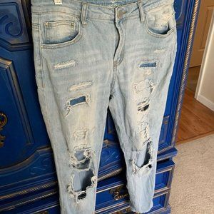 Almost Famous Ripped Distressed Skinny Jeans 11